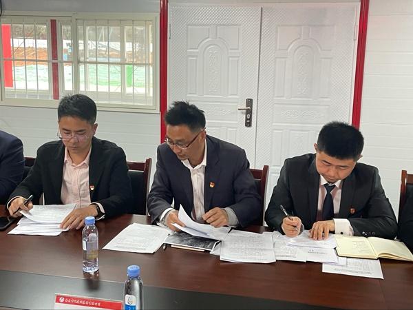南昌市政建设集团项目党支部2020年组织生活会民主评议党员大会6004.jpg